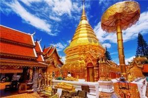 泰国-【尚·深度】泰国清迈5天*超值*轻摄影主义<日出素贴山,校园慢拍,悠然宁曼路>
