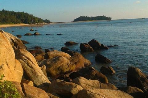 阳江2天.闸坡海陵岛.住海王星海景房