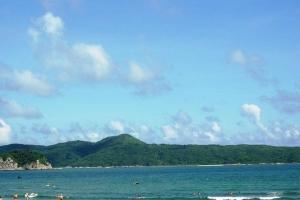 台山-【海滩】台山2天*下川岛王府洲*亚热带椰林风情*直通车*住别墅