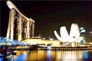 新加坡-【自由行】新加坡5天*入住1晚圣淘沙安曼纳圣殿度假酒店*赠送圣淘沙景点套票*新加坡酷航*广州往返*等待确认<特惠圣淘沙套餐,可随心增选后3晚酒店>