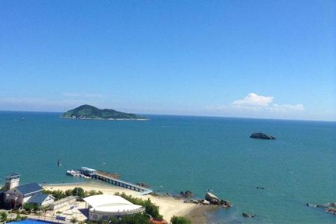 阳江-【海滩-直通车】阳西沙扒湾自由自在直通车二天【豪华酒店-沙巴岛海湾酒店】