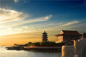 蓬莱-【尚·休闲】山东沿海、青岛、蓬莱、烟台、威海、双飞5天*三仙山*桑沟湾<海上牧场>