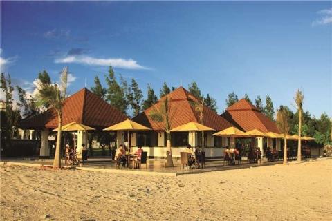 <住浪漫海岸度假村>茂名浪漫海岸2天.东南亚风情