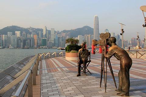 香港-【游览】香港1天*经典纯玩*黄大仙*浅水湾*赤柱*太平山顶*莲花港船<JJ>