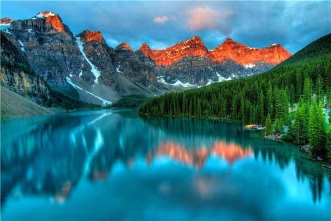 班夫 加拿大 温哥华-【典·深度】加拿大西部12天*落基山三大国家公园*哥伦比亚冰川*广州往返<班夫国家公园,幽鹤国家公园,贾斯伯国家公园>