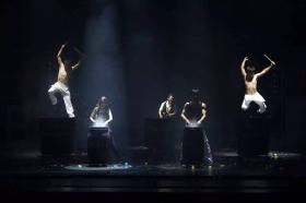 广州正佳演艺剧院韩国《乱打神厨秀》二等20:00门票