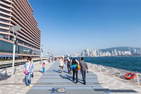 香港港岛区-【L签名单】香港7天*莲花山港口*莲花港船