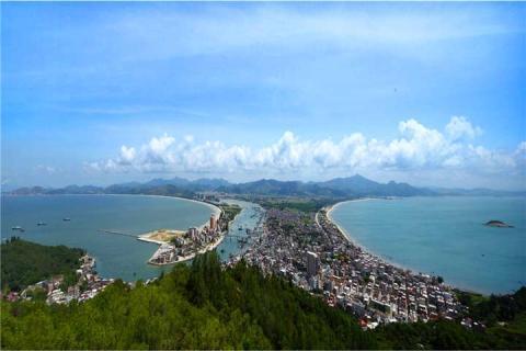 惠州双月湾2天.单订车