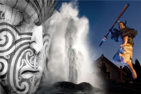 新西兰 怀托摩 罗托鲁瓦 奥克兰-【当地玩乐】新西兰北岛2日游