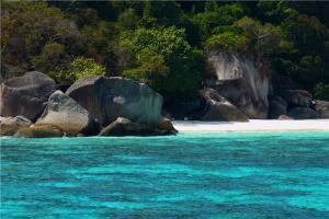 泰国-泰国【当地玩乐】代订斯米兰一日游+接送 Similan Day Trip +T/F    --love andaman*等待确认