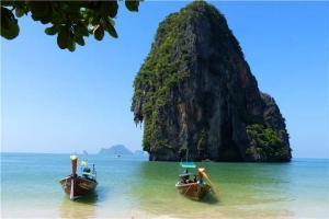 泰国-泰国【当地玩乐】代订甲米 Hong岛(长尾船)一日游*等待确认