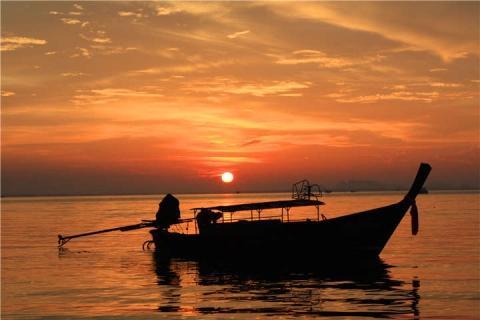 泰国【当地玩乐】代订甲米 Hong岛(长尾船)一日游*等待确认|跟团游