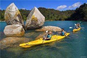 南岛-【当地玩乐】新西兰海峡穿越南岛全景10日游