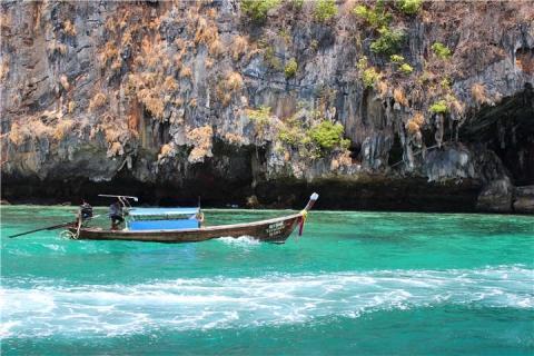 甲米-泰国【当地玩乐】代订甲米塔兰半日游,划皮艇(不含午餐)*等待确认