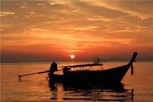 泰国-泰国【当地玩乐】代订甲米四岛快艇一日游*等待确认