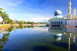 海洋公园-【誉·深度】文莱、马来西亚沙巴5天*星选*豪叹享乐<全程超豪华酒店,东姑阿都拉曼海洋公园5岛巡游,苏丹皇宫,沙巴基金大厦>