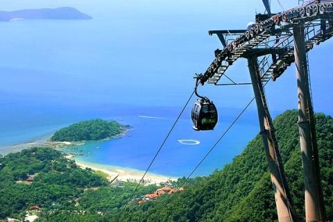 马来西亚 槟城 兰卡威 乔治市-【誉·休闲】马来西亚槟城、兰卡威6天*星享*香格里拉<2晚香格里拉金沙滩度假村连住,芭雅岛海洋公园,红树林地质公园,1天自由活动>