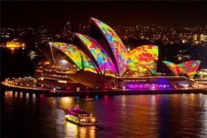 【臻逸·深度】澳洲(悉尼)9天*法拉利自驾*豪勋爵岛*广州往返<二人起行>
