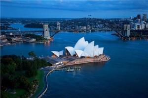 威尔士-【典·博览】澳洲(悉尼、凯恩斯、布里斯本、黄金海岸、墨尔本)、新西兰北岛12天*全景<大堡礁,热带雨林,野生动物园,悉尼港游船,毛利文化村>