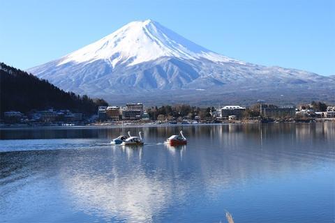 【当地玩乐】富士山五合目+忍野八海+抹茶体验+御殿场奥特莱斯巴士一日游