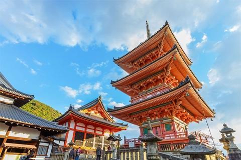 【当地玩乐】日本京都古街巡游+宇治茶故乡一日游