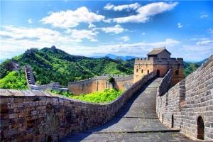 【北京当地玩乐】登八达岭长城+探秘十三陵+品尝北京烤鸭+远观鸟巢1天游