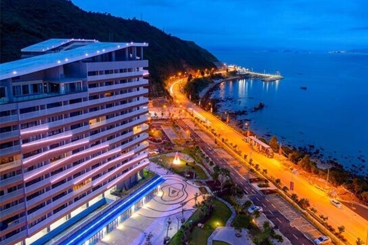 惠州巽寮湾屿海云天假日酒店