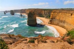 澳大利亚-【当地玩乐】澳洲墨尔本淘金场+十二门徒一日游