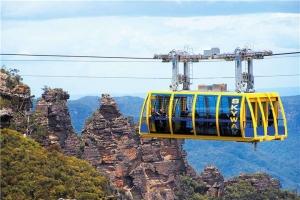 澳大利亚-【当地玩乐】澳洲蓝山一日游