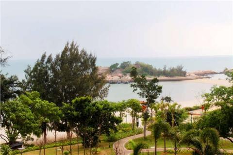 惠州-【直通车海滩】惠东巽寮湾海滩风情、天后宫二天(宜必思/豪华)