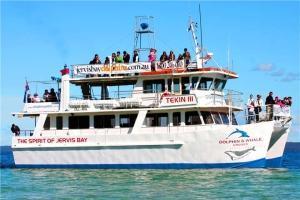 澳大利亚-【当地玩乐】澳洲杰维斯港一日游