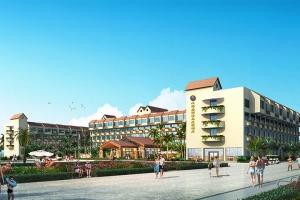 海岛-上川悦海嘉洲海岛度假酒店