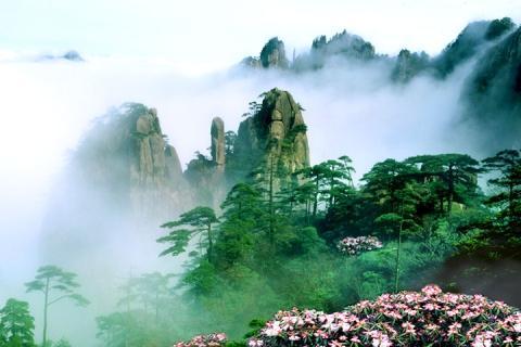 黄山 上海 杭州 苏州-【乐·全景】上海、杭州、黄山6天*外滩*西湖<入住一晚黄山风景区>