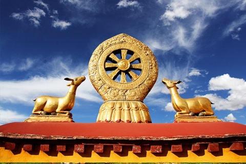 西藏 林芝 拉萨-【尚·深度】西藏、拉萨、林芝、三飞8天*青雅江<青藏铁路,雅鲁藏布江大峡谷,全程豪华酒店>