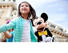 香港迪士尼乐园1日门票(电子换票证)(成人)