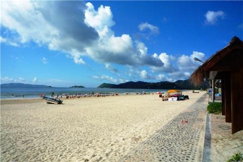 台山-【海滩】台山2天*上川岛飞沙滩套票<单订票>