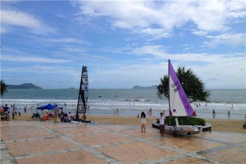 惠州-【3D假期】双月湾海滩、大亚湾纯玩三天(双大三天)