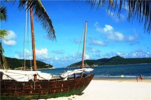 台山-【海滩】台山2天*下川岛单订往返车*下川船票套票