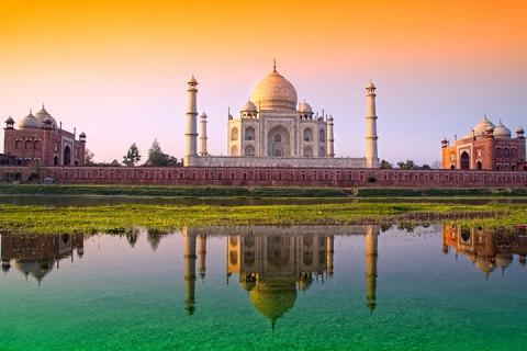 印度-印度金三角+焦特布尔+乌代布尔彩色之旅九天·等待确认
