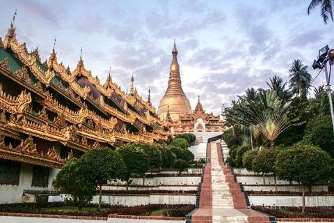 缅甸仰光+内比都+蒲甘+曼德勒+茵莱湖四飞六晚八天游·广州往返.