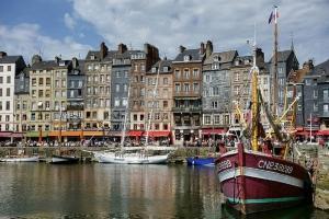 欧洲-【当地玩乐】DPC法国巴黎周边一天游(鲁昂、诺曼第海岸,巴黎出发)