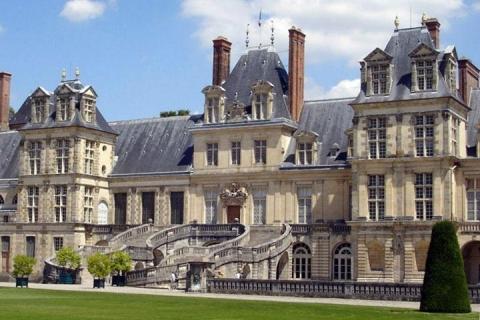 法国 欧洲 巴黎-【当地玩乐】DPD法国巴黎周边一天游(枫丹白露、吉维尼、巴比松艺术村,巴黎出发)