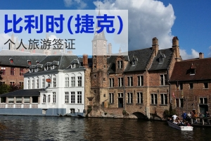 比利时-比利时(捷克)签证(个人旅游签证,第三方代办)