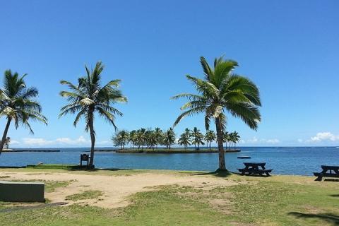斐济-慢漫斐济 静享时光 斐济自由行8晚10天·等待确认