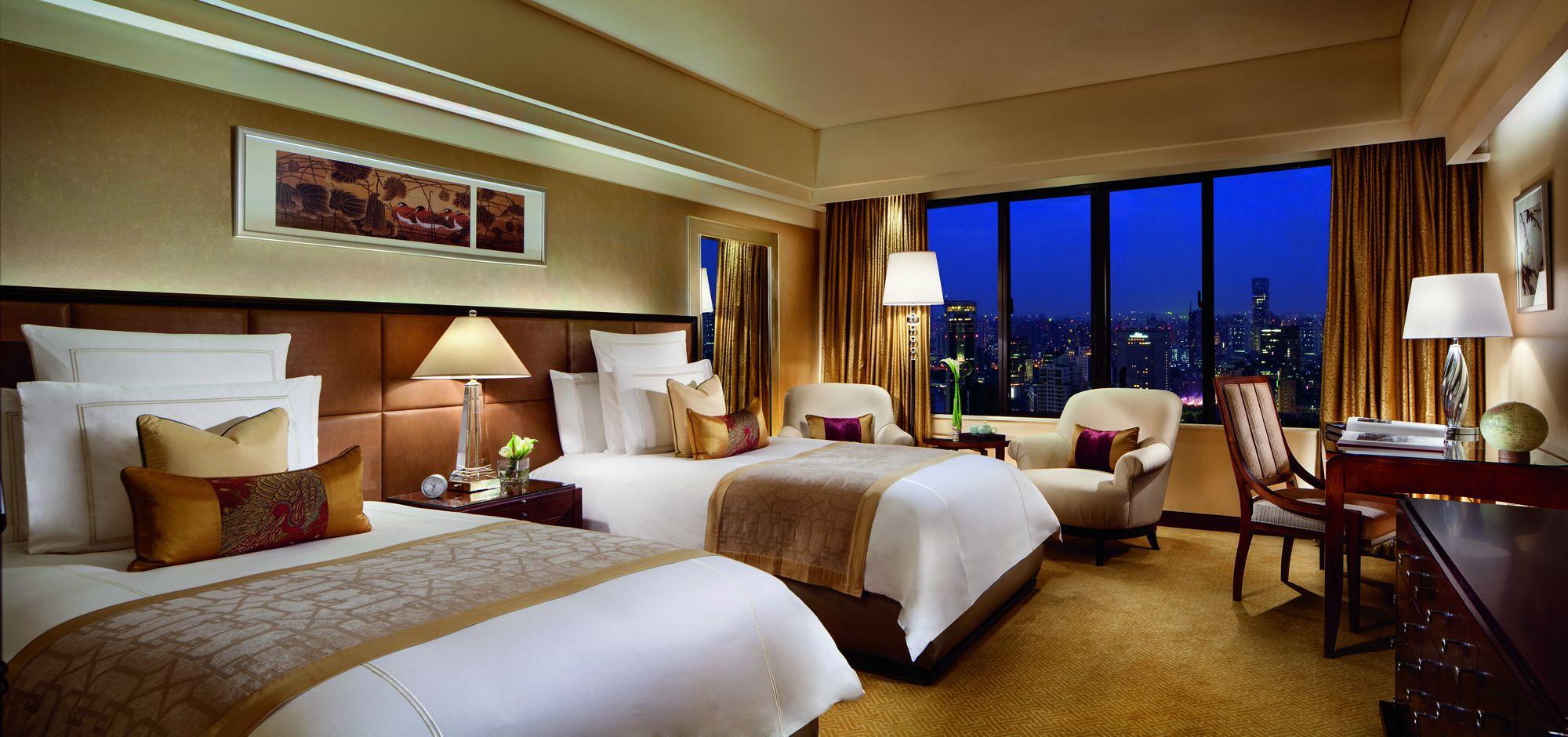 上海波特曼丽思卡尔顿酒店(南京西路商业区)