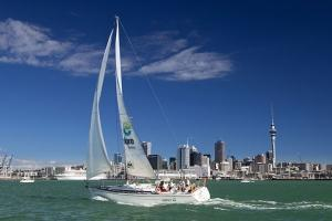 新西兰-【当地玩乐】 新西兰奥克兰海滨风帆体验