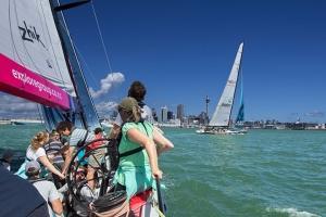 新西兰-【当地玩乐】 新西兰奥克兰美洲杯扬帆体验