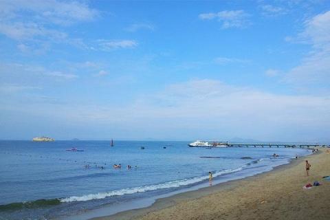 沙扒湾青州岛2天*欢乐摩天轮*青花瓷海鲜宴