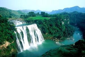 【尚·休闲】贵州、安顺、动车3天*一晚温泉酒店*乐游<黄果树、天龙屯堡、神龙洞>