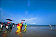 双月湾沙滩